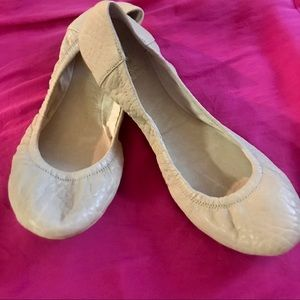 Vince Camuto Ellen Nude Ballet Flats 8.5